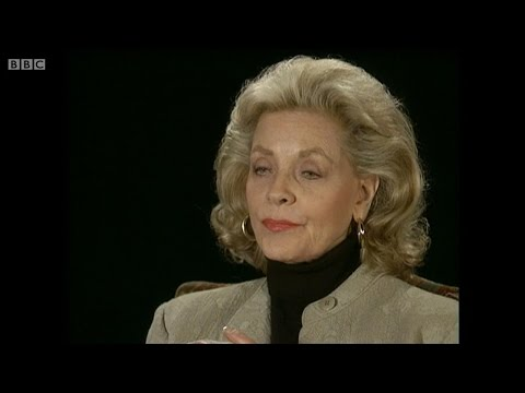 BBC - The Late Show - Face to Face: Lauren Bacall (20/3/95)