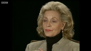 bbc the late show face to face lauren bacall 20395