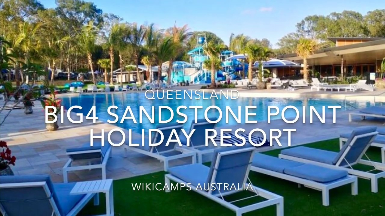 Big4 Sandstone Point Holiday Resort Queensland Australia