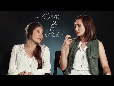 dominique and katherine dating