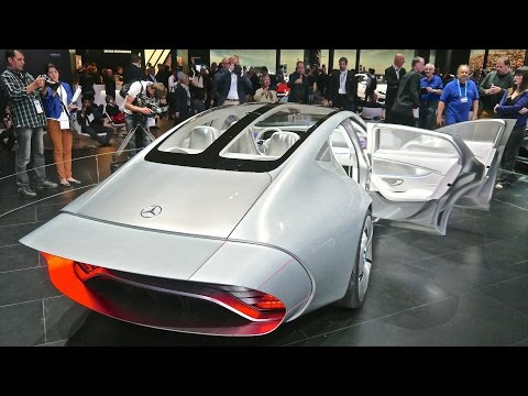 "Mercedes ""Concept IAA"", first presentation"
