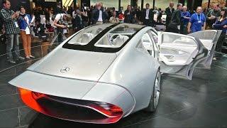 Mercedes Benz IAA Concept 2016 Videos