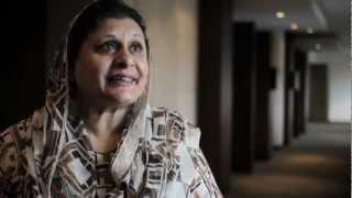 Pakistan Member of Parliament - Tehmina Daultana