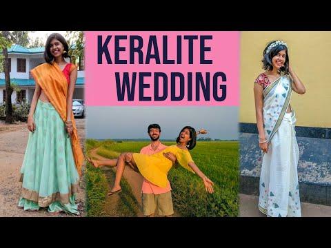 #SejalVlogs: Attending a Keralite Wedding!