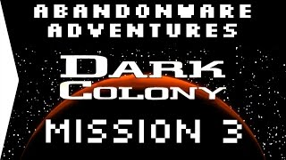 Dark Colony Mission 3 ► RTS from 1997 - [Abandonware Adventures!]