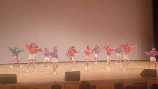 200118 한중청소년국제교류활동/미추홀댄스단 [알라딘…