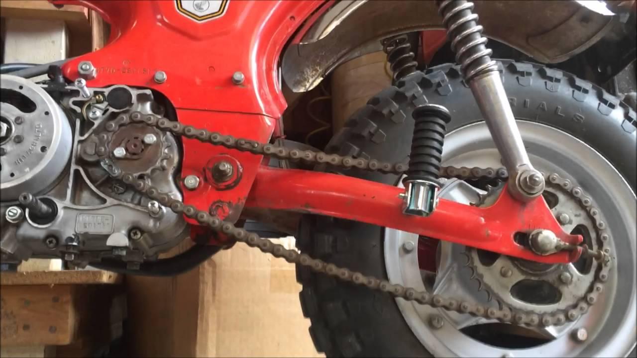 Honda Ct70 Engine Rebuild Engine Removal Pt 1