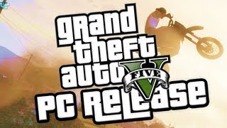 GTA V on PC?! Details LEAKED!