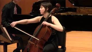 Liebermann - Cello Sonata No. 1