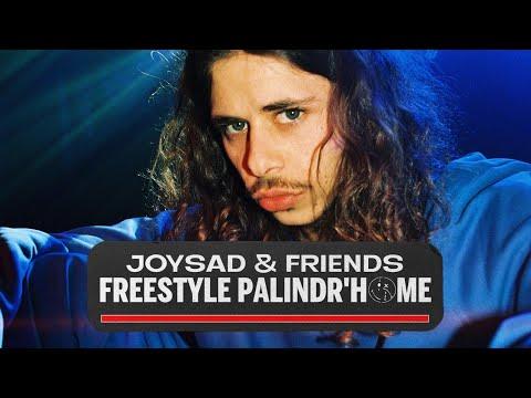 Youtube: joysad – Freestyle Palindr'home (feat. Hunter, Livaï, Sholo Sensei, Pxrselow, Daryl, Switch B)