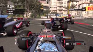 F1 2011 (PS3 Gameplay)