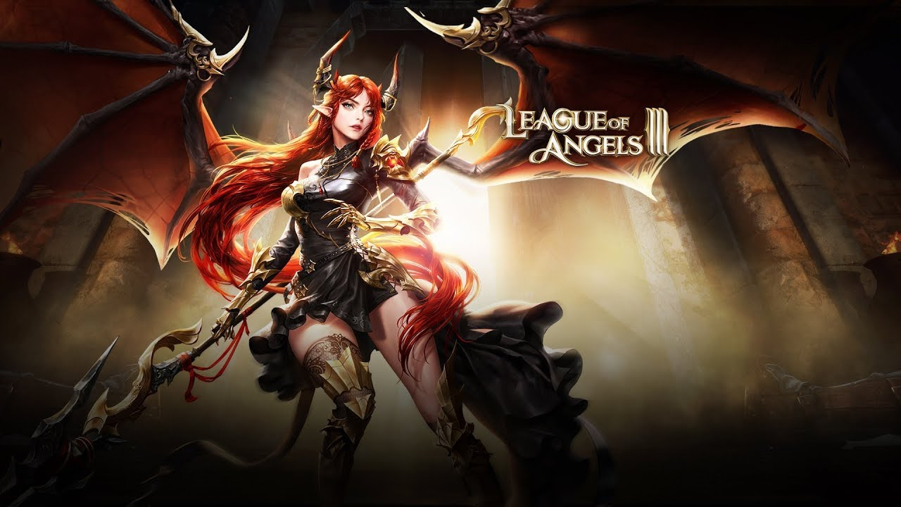 League Of Angels 3 Free Mmorpg Watcha Playin Gameplay First