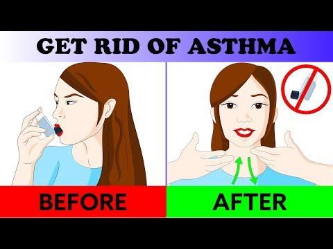 The 4 minute remedy to stop Asthma attacks naturally