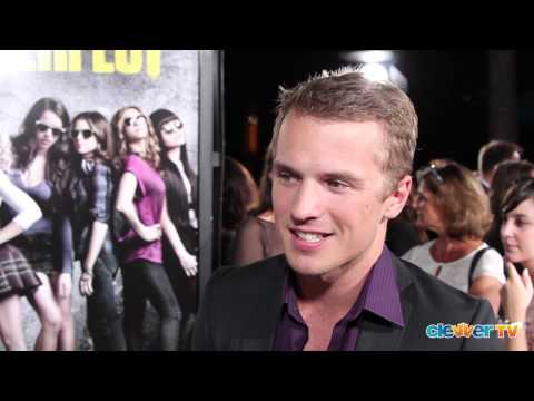 Freddie Stroma Interview - 'Pitch Perfect'