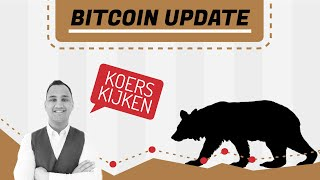 Bitcoin koers vindt support bij $38.000 | Zetten bears door naar $36.500?