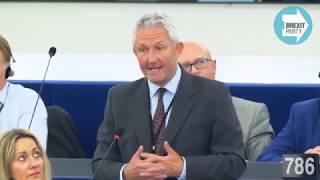 The EU project divides more than it unites - Brexit Party MEP Jake Pugh