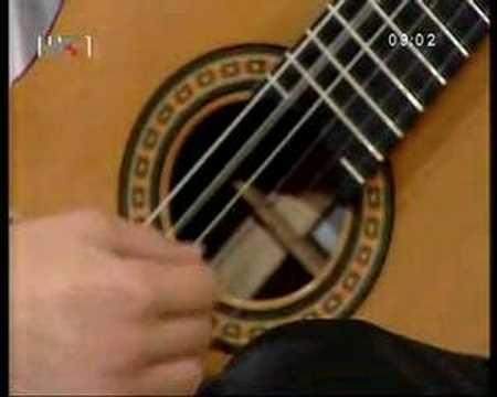 A.Mudarra: Fantasia X - Lovro Peretic