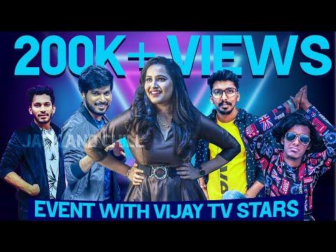 Event with Vijay Tv Stars | Ft. Rakshan | KPY Kureshi | KPY Bala | KPY Sharath | Super Singers