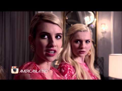 Diego Boneta - The Scream King on Scream Queens