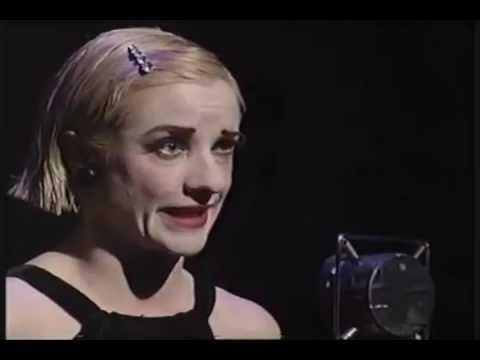 Cabaret  Broadway  Jane Horrocks