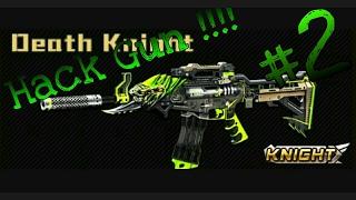 Hack GUN lagi!!! [Death Knight] | Crisis Action - Indonesia | #HackingTime - #2