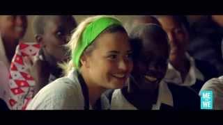 Demi Lovato - 21st Birthday in Kenya