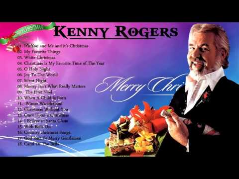 Kenny Rogers Greatest Hits Album 2017 || Kenny Rogers Christmas Songs Collection [Cover Of Me]