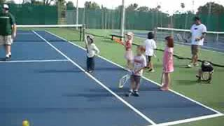 Brett at Tennis Lessons