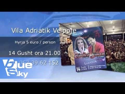 Spot Vila Driatik Velipoje 14 Gusht ora 21.00