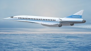 Future of Flight: NYC to London in 3 Hours