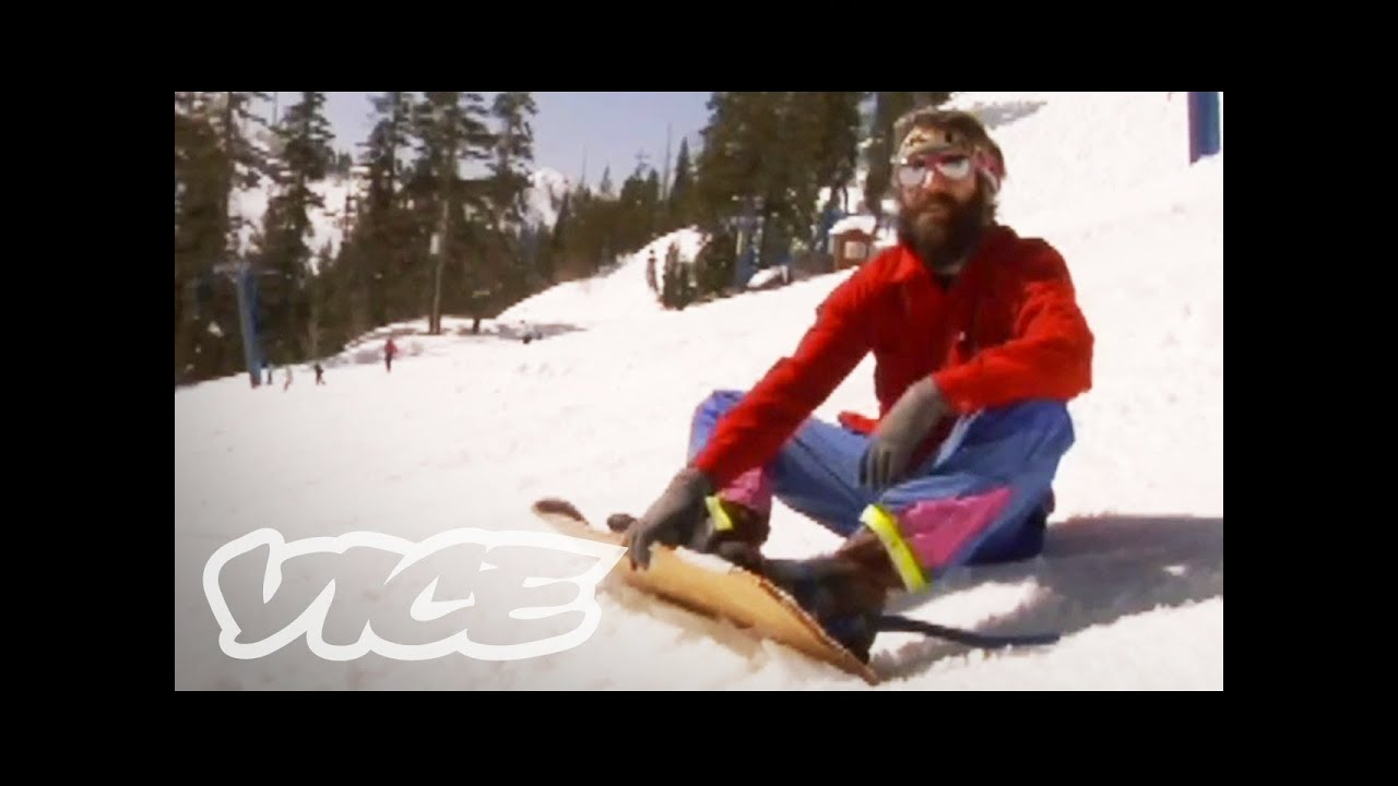 Powder and Rails: Legends of Tahoe