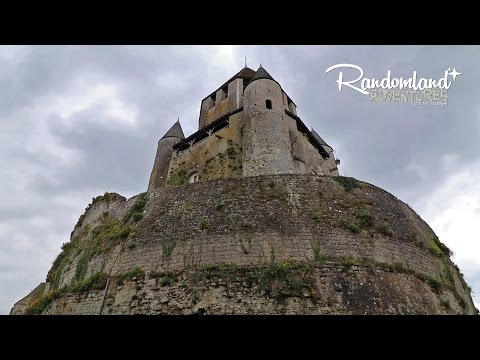 Climbing a Medieval Tower!