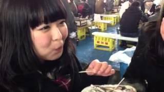 平成25年2月24日、小松市にて行われたこまつ食彩まつり(主催小松市)にて...