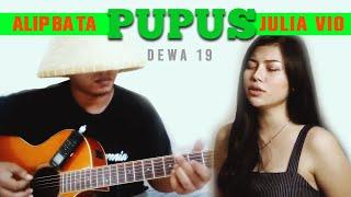 PUPUS - feat.Alip Ba Ta & Julia Vio (DEWA 19)