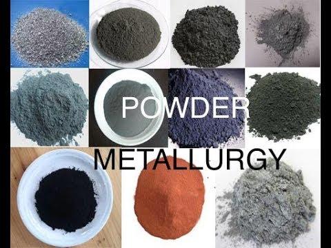 POWDER METALLURGY GATE METALLURGY PROBLEMS SET-9