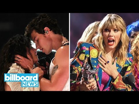 Best Moments from 2019 MTV VMAs: Taylor Swift, Shawn Mendes, Missy Elliott & More!   Billboard News