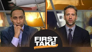 Stephen A. and Max debate if NBA playoffs will be more exciting this season | First Take | ESPN