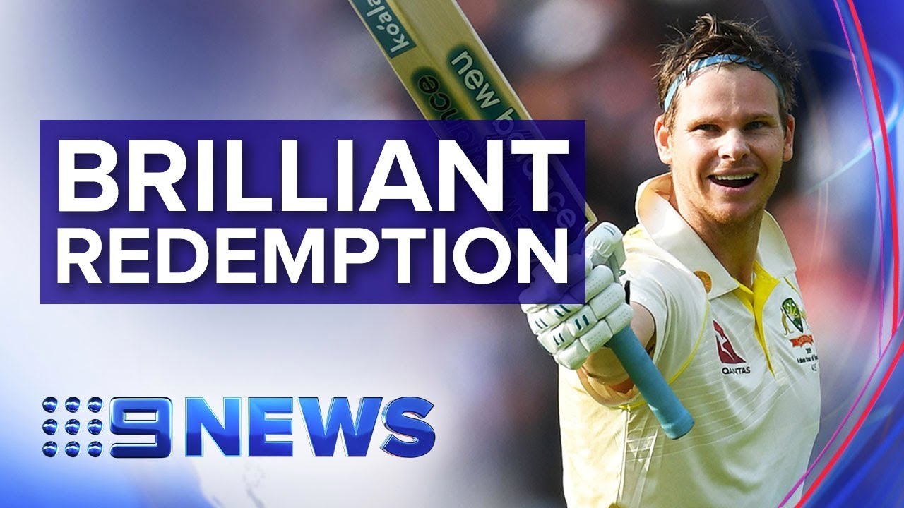 Steve Smith's Ashes innings of a lifetime | Nine News Australia