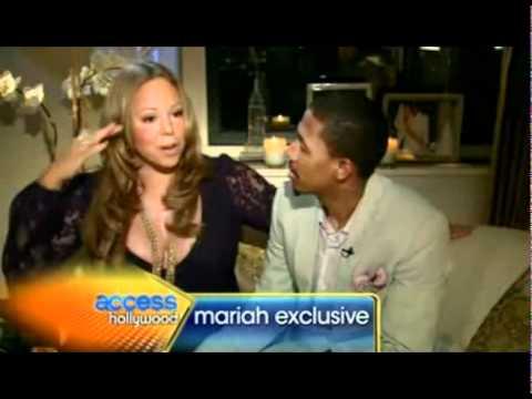 Celine Dion helped Mariah Carey get pregnant