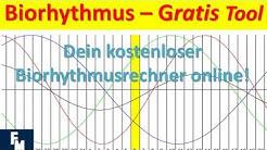 Biorhythmus Rechner Gratis