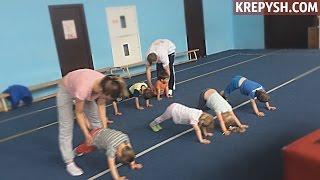Тренировка в центре