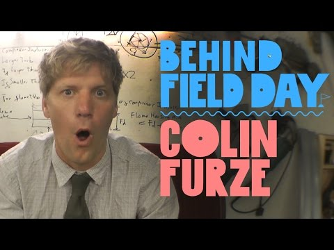 Inside the Mind of Colin Furze | BEHIND FIELD DAY