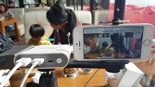 FEBON 180 HDMI to USB3 0 for Android phone livestreaming