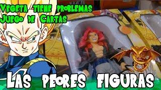 La Peor Figura de Dragon Ball | Juego De Cartas | Card game | Vlog | Despedida de Un amigo