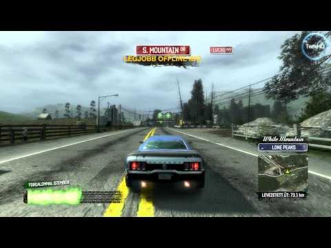 Burnout Paradise Gameplay