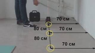 видео Расположение точечных светильников на натяжном потолке