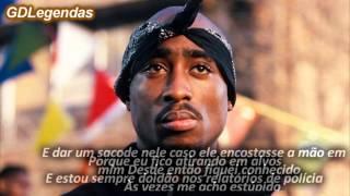 2PAC - Cradle To The Grave [Legendado] HD