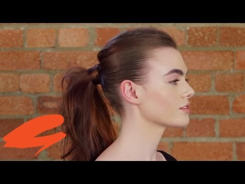 how-to-do-a-modern-ponytail-with-george-northwood-|-get-the-gloss