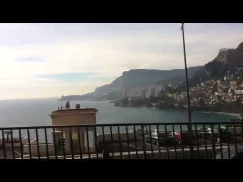 Monaco, Monte-carlo, Cap D'ail, France, 2013