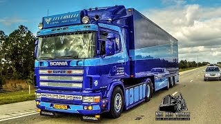 Rolling CB Interview™ - 2000 Scania & Jan Jaap Verweij
